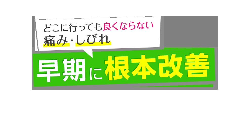 三島の整体なら「ひらいボディケア 三島店」有名医師も推薦する技術力 メインイメージ
